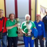 Senigallia ha ospitato il campionato regionale individuale di ruzzola