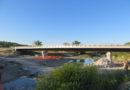 E' imminente l'apertura al traffico del nuovo ponte sul Cesano, tra Corinaldo e Mondavio