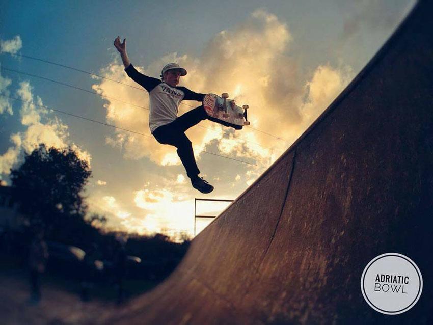 FANO / Inizia domenica la nuova avventura dell'Adriatic Bowl, la struttura per lo skateboard