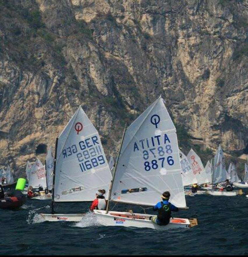 SENIGALLIA / Un Marco Gambelli strepitoso anche al 35° Meeting del Garda