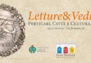 """SENIGALLIA / """"Letture&Vedute. Perticari, Città e Cultura 2017"""", un ciclo di conferenze per formazione e aggiornamento culturale"""