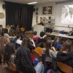 Dialoghi e workshop con gli studenti dei licei artistici di Pesaro, Fano e Urbino