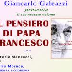 """Ripresa di studi filosofici a Senigallia: Giancarlo Galeazzi presenta """"Il Pensiero di Papa Francesco"""""""