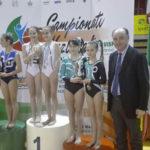 Ai campionati nazionali Uisp di ginnastica ancora in evidenza le giovanissime atlete marchigiane