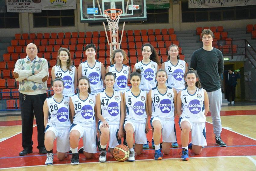 Il Basket 2000 Senigallia si appresta alla fase play off