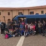 SENIGALLIA / Gli alunni delle classi quarta e quinta di Cesano… poliziotti per un giorno