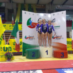 """Ottime prestazioni delle giovanissime atlete marchigiane ai campionati nazionali Uisp """"Marche 2017"""" di ginnastica"""
