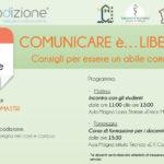 PsicoDizione, la dottoressa Chiara Comastri giovedì a Senigallia