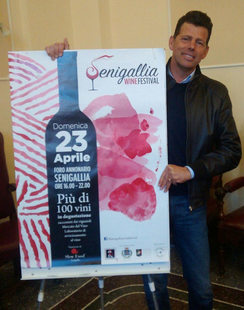 """In programma domenica la prima edizione del """"Senigallia Wine Festival"""""""