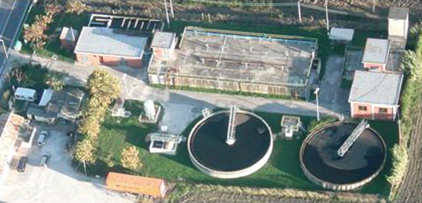 FANO / Aset raddoppia il depuratore di Ponte Sasso