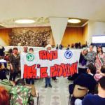 Emozioni, gioia e speranza: anche gli studenti di Fano al meeting nazionale per la pace