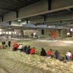 I colori sotto la polvere, 50 studenti impegnati nell'area archeologica di Senigallia e al Parco di Suasa