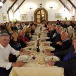 Conclusa con una cena molto partecipata la straordinaria stagione 2016/2017 dello Sci Club Senigallia