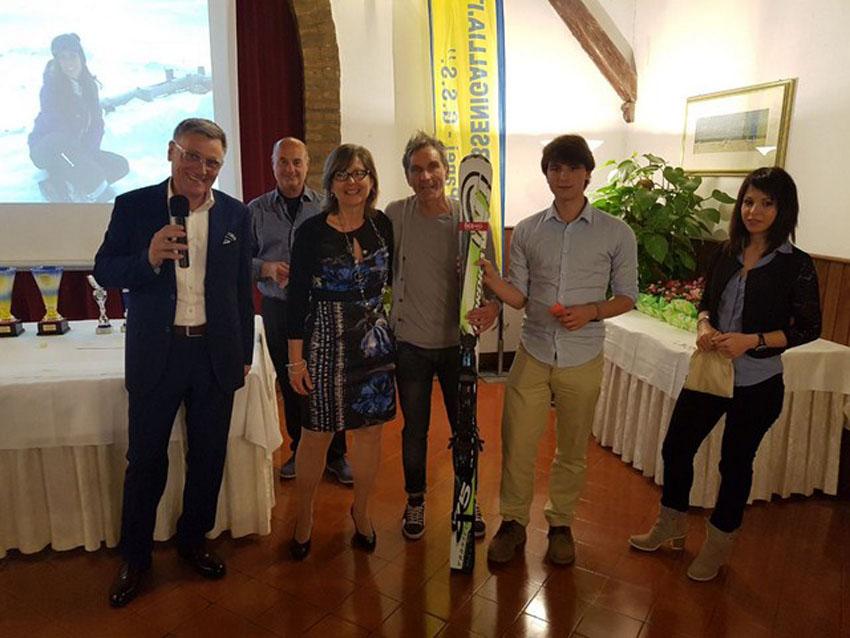 Conclusa con una cena molto partecipata la straordinaria stagione dello Sci Club Senigallia