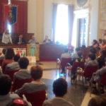 """SENIGALLIA / Ricevuti in Comune gli alunni partecipanti al progetto """"Questioni di Cuore"""""""