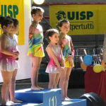 """Piccole ginnaste crescono: le atlete della Uisp di Senigallia premiate ai """"Piccoli Oscar"""""""