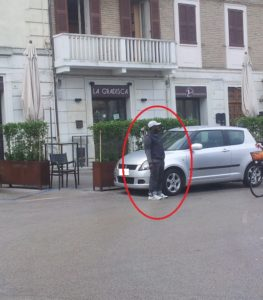 """""""A Senigallia occorre un'ordinanza del sindaco per debellare il fenomeno dei parcheggiatori abusivi"""""""