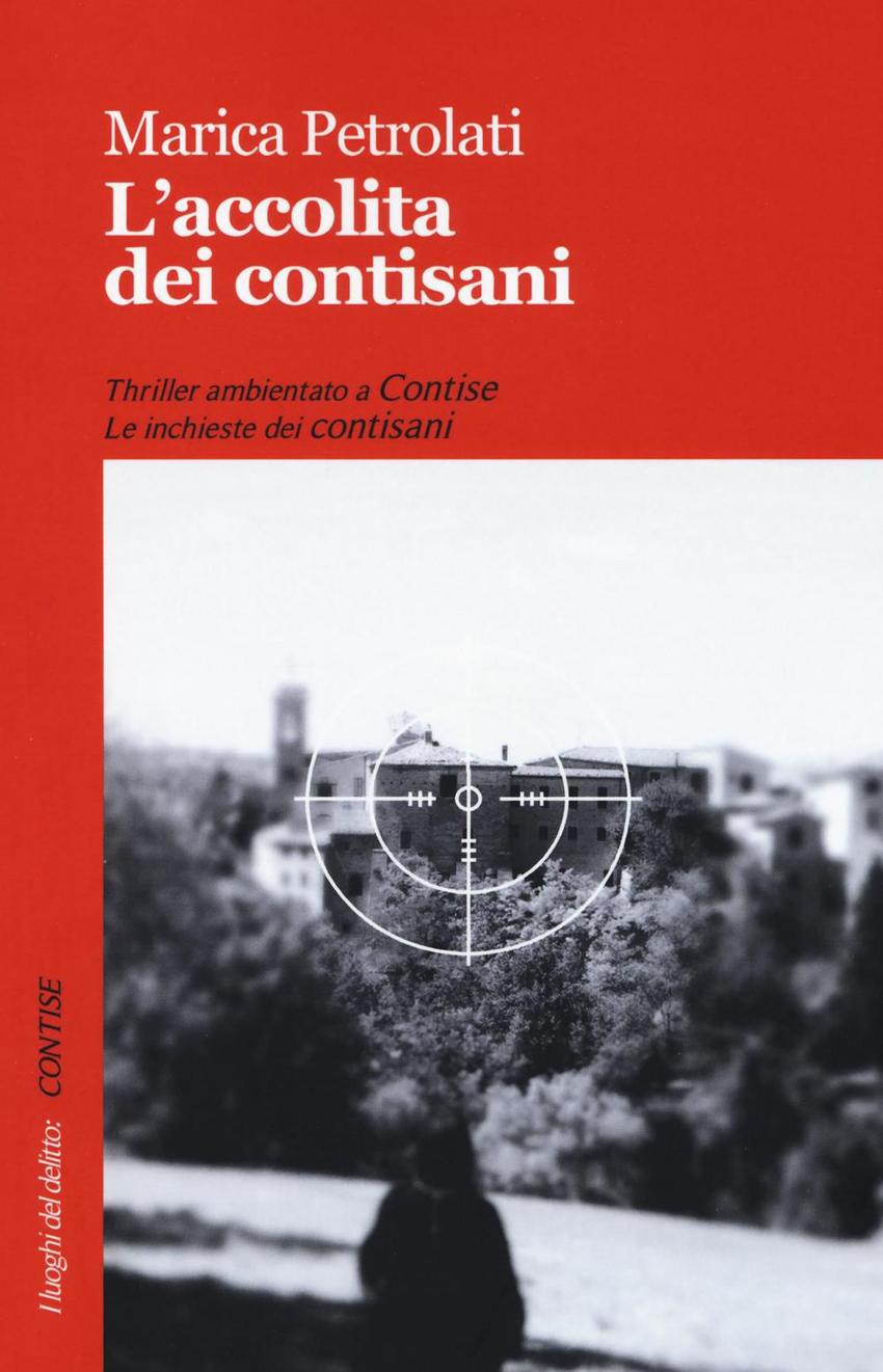 SERRA DE' CONTI / Venerdì la presentazione del nuovo giallo di Marica Petrolati