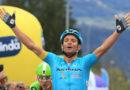 Ad un anno dalla scomparsa gli sportivi di Corinaldo onorano la memoria di Michele Scarponi