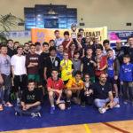 SENIGALLIA / I ragazzi del tennistavolo d'argento ai campionati italiani Csi