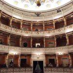Il maltempo non dà tregua, rinviati gli spettacoli del fine settimana al Teatro di Cagli
