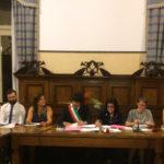 Primo Consiglio a Corinaldo per il confermato sindaco Matteo Principi
