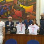 Presentata in Comune la squadra della Virtus Volley Fano