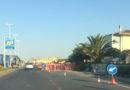 A Marotta si stanno allargando i fossi per prevenire possibili nuovi allagamenti del territorio