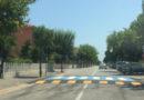 MAROTTA / Un moderno dissuasore per rendere più sicuro Viale delle Regioni