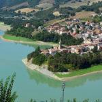 Crisi idrica, la Regione ha fermato i rilasci d'acqua da Mercatale per fini irrigui