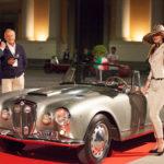 "La mitica Lancia Aurelia B24 del 1958 ""regina"" di Italianissima 2017"