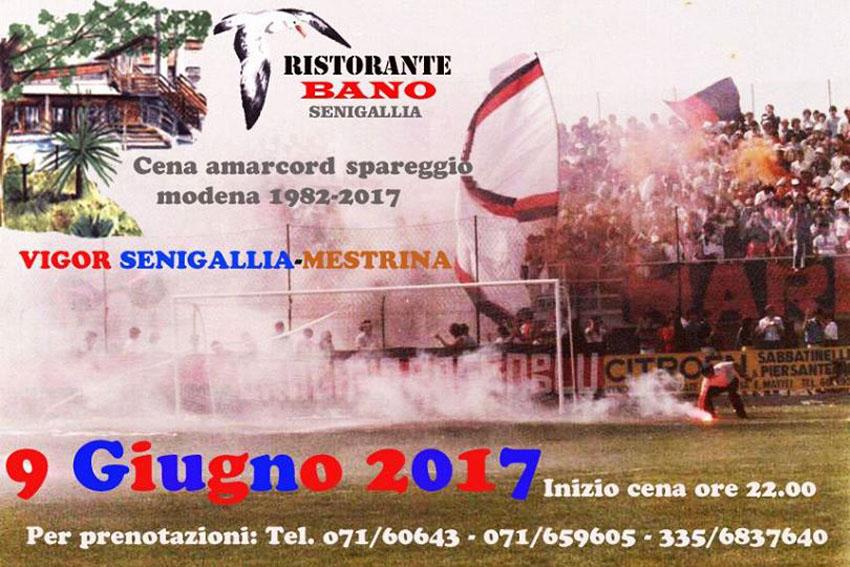 Dopo 35 anni Senigallia ricorda la grande Vigor che ha fatto sognare un'intera città