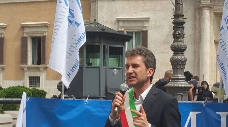 Il sindaco di Pergola Francesco Baldelli nominato vice presidente nazionale dell'Anci
