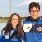 SENIGALLIA / Moroni e Grilli del Team Roller rappresenteranno le Marche al Trofeo nazionale Coni