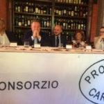 """Ceriscioli, Casini e Bravi: """"Un plauso alla famiglia Beretta che valorizza il prosciutto di Carpegna ed i prodotti delle Marche"""""""