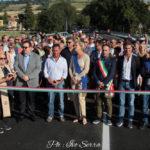 Dopo sei anni riaperto il ponte Dell'Acquasanta, tra Corinaldo e Mondavio