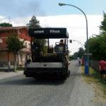 Avviati i lavori su alcuni tratti della Strada provinciale Metaurense in vista della riapertura del Ponte dei Conciatori