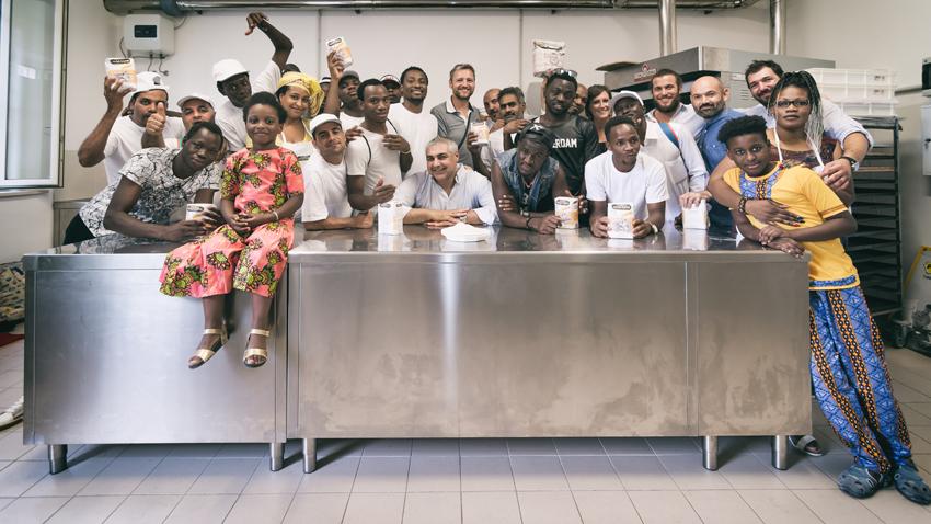 Organizzato a Senigallia un corso base di pizza napoletana perrichiedenti protezione internazionale