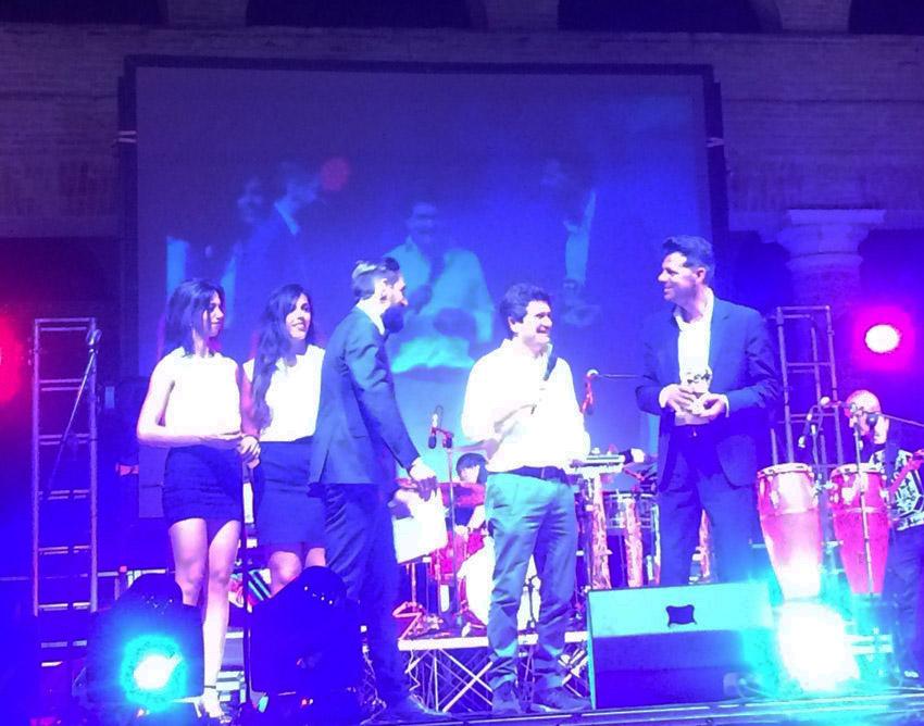 Gli Operapop e Tony Esposito firmano il successo del Premio Internazionale Città di Senigallia Spiaggia di Velluto
