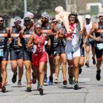 La Santini TriO, la gara di triathlon più divertente della costa adriatica, ha fatto centro a Senigallia