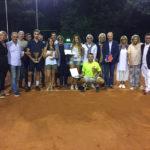 Giorgio Portaluri ed Elisa Mezzanotte vincono il Torneo di tennis Città di Senigallia Saffi Caffè – Vini Santa Barbara