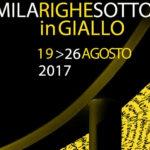 Ventimilarighesottoimari in Giallo, torna a Senigallia il Festival del noir e del giallo civile