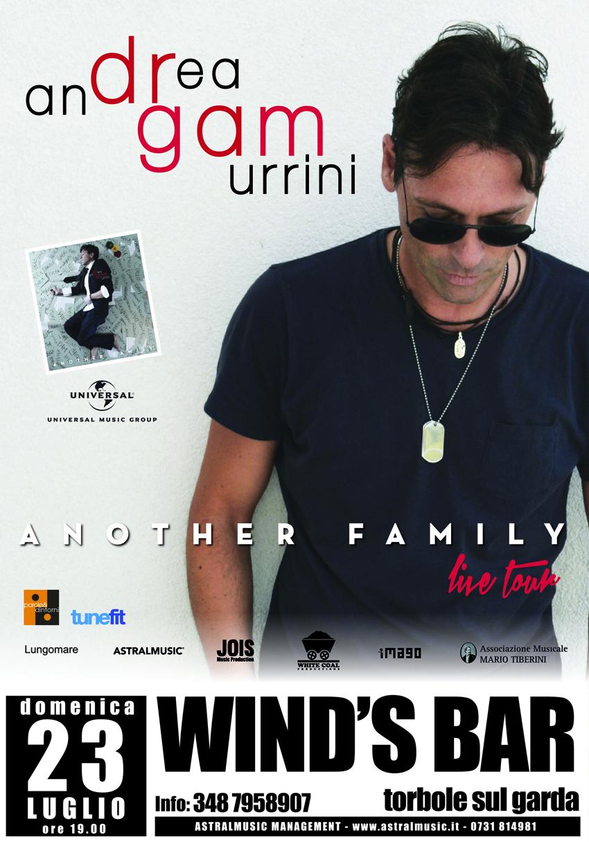 Una nuova data per l'Another Family live tour del cantautore marchigiano dr.gam