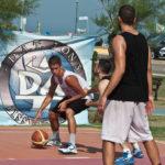 I Giardini Tonucci, a Torrette di Fano, ospitano l'ottava edizione del torneo di StreetBall