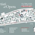 """Al via venerdì a Ostra l'edizione 2017 di """"Artisti all'Opera"""""""