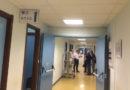 Blitz nel reparto di Cardiologia dell'ospedale di Senigallia dei consiglieri comunali di Unione Civica e Forza Italia