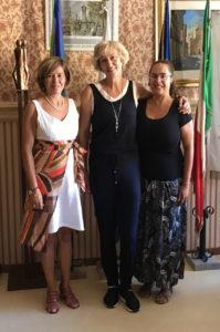 Positivo breefing a Montemarciano per le #donnedelfare