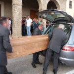In tanti a Corinaldo per l'ultimo saluto al ragionier Tarcisio Bernacchia