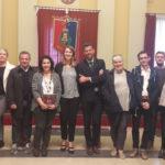 Accolte in Comune dal sindaco Mangialardi le delegazioni internazionali del progetto Vocational Guidance in Clil