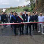 """Riaperta la strada provinciale """"Tavoletana"""", collegamento strategico tra Montefeltro e Romagna"""